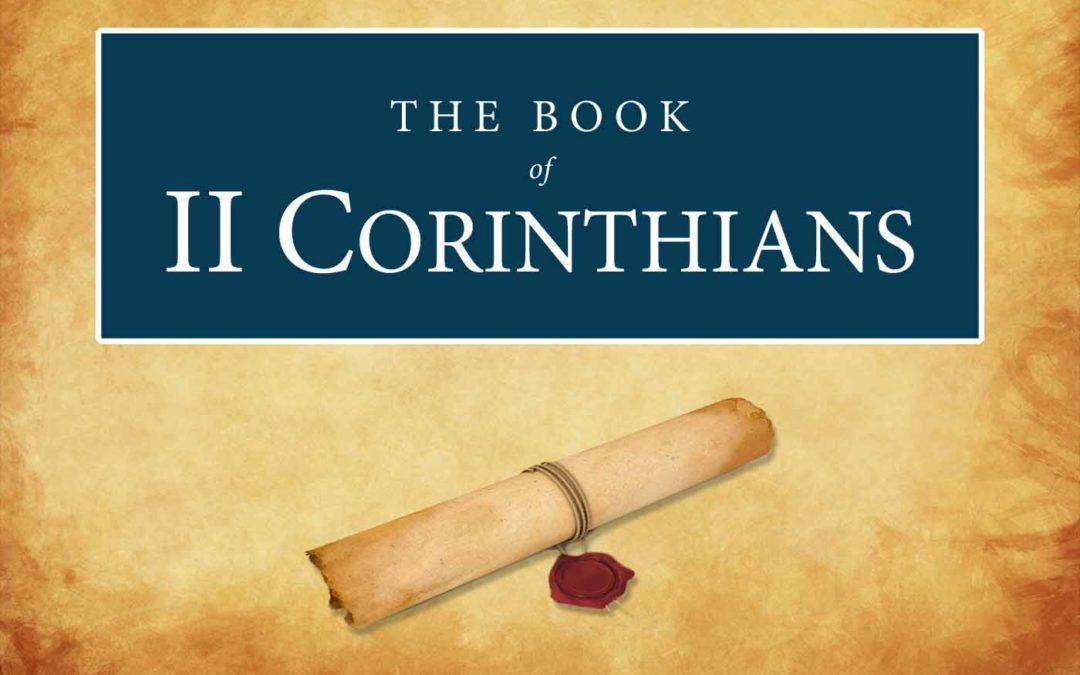 The Book of Second Corinthians