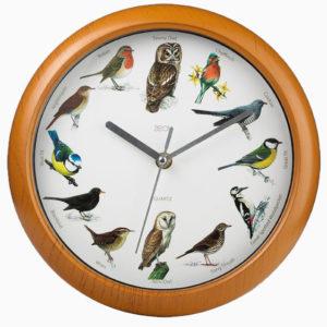 The Bird Clock: A Lesson in Grace