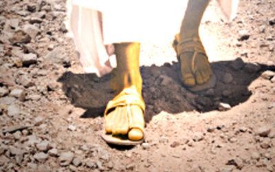 Feet of Brass