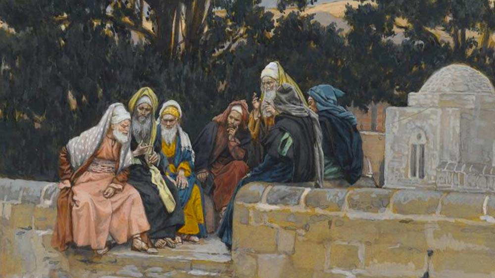 The Wisdom of the Pharisees